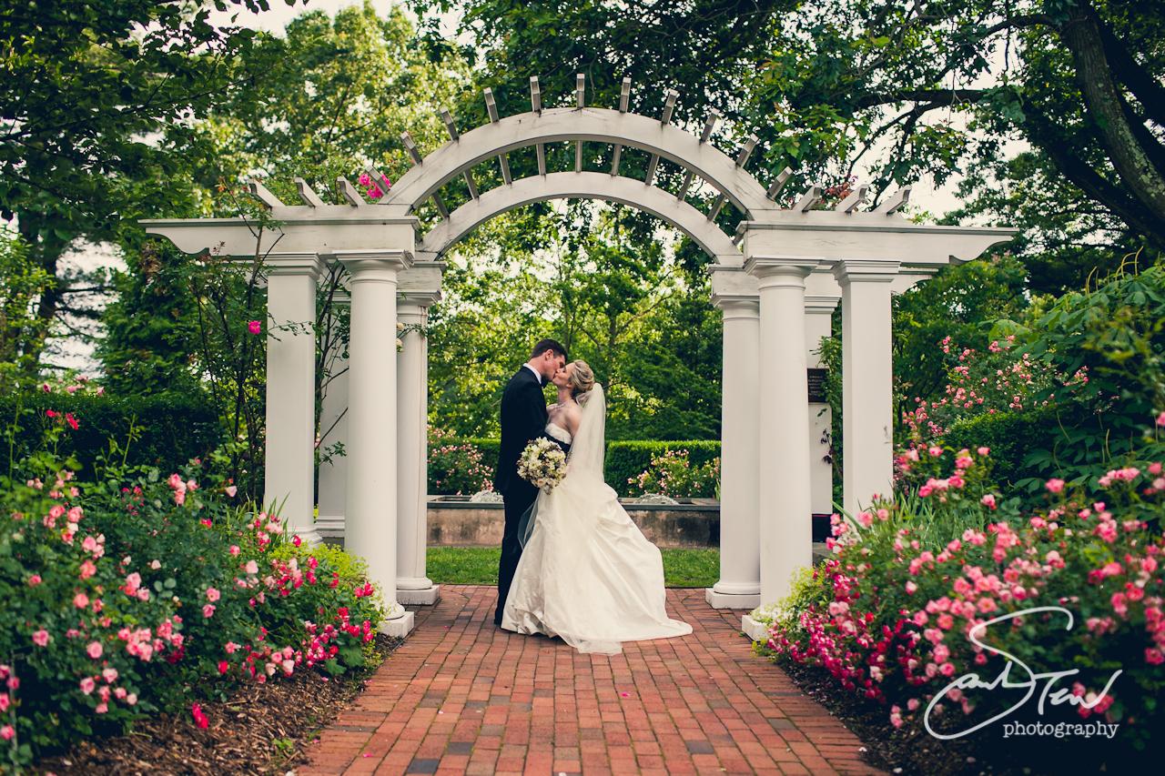 The Wedding Of Sarah & Kris: Notre Dame, Frelinghuysen